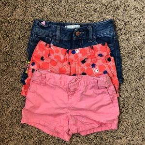 Girls 5T Old Navy Short Lot